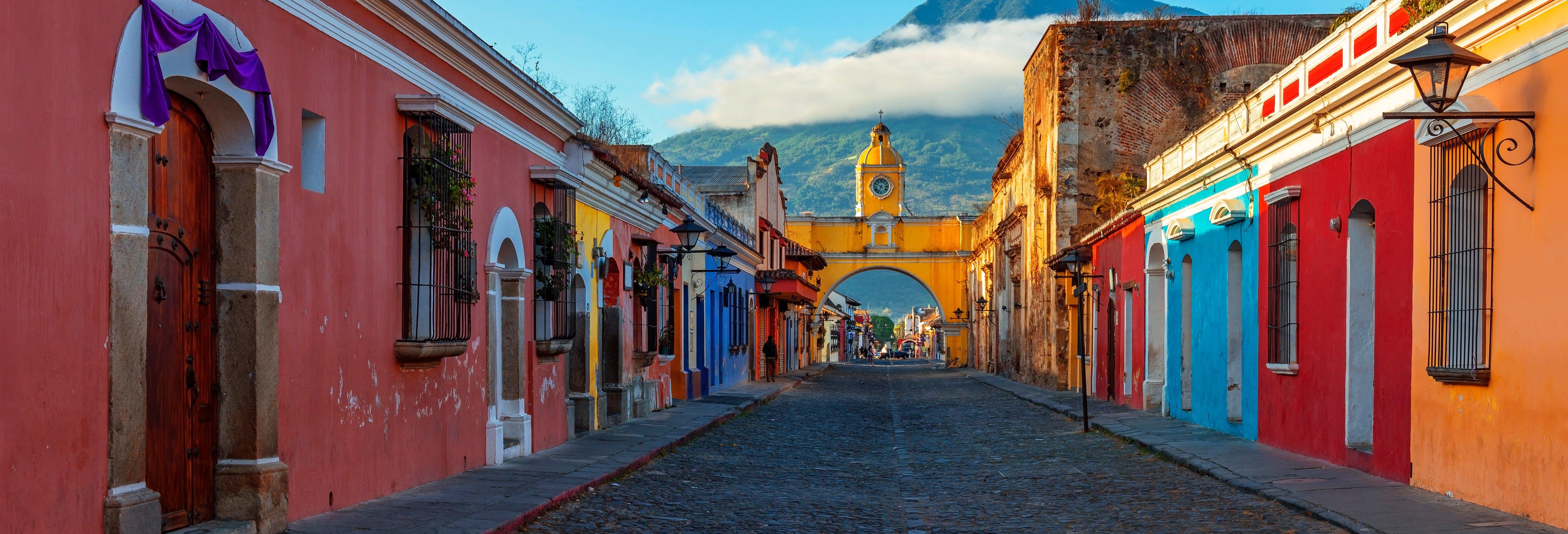 Excursão a Antigua Guatemala