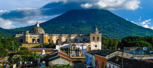 Excursión privada a Antigua Guatemala