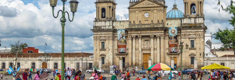 Free tour por Ciudad de Guatemala