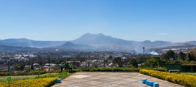 Tour en bicicleta por Ciudad de Guatemala
