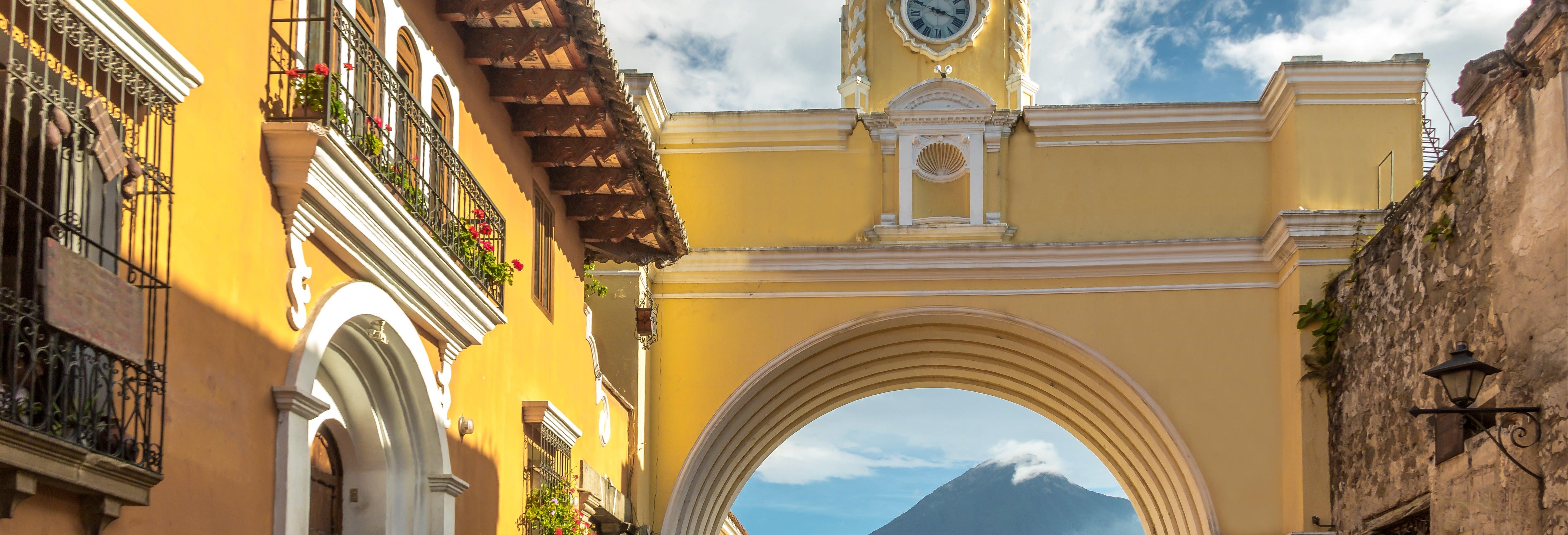 Guatemala History Tour