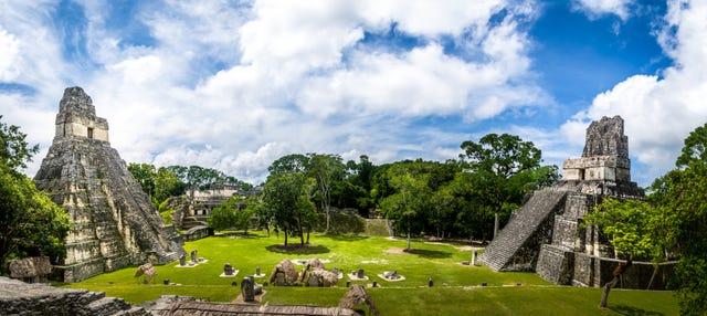 Excursión a Tikal