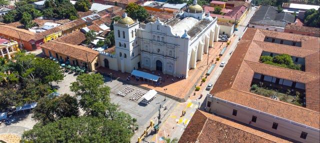 Visite privée de Comayagua
