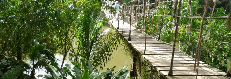 Excursión a Gumbalimba Park