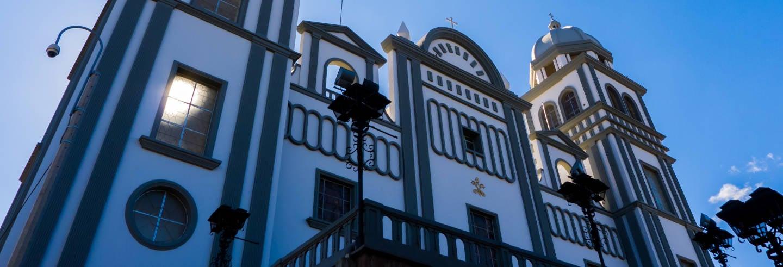 Tour privado por Tegucigalpa