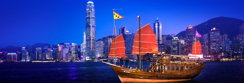 Victoria Harbour Evening Cruise