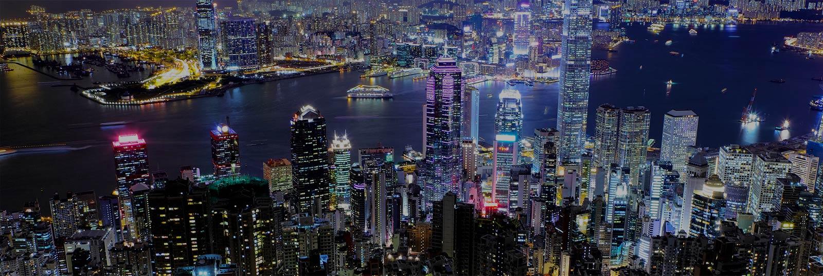 Guía turística de Hong Kong