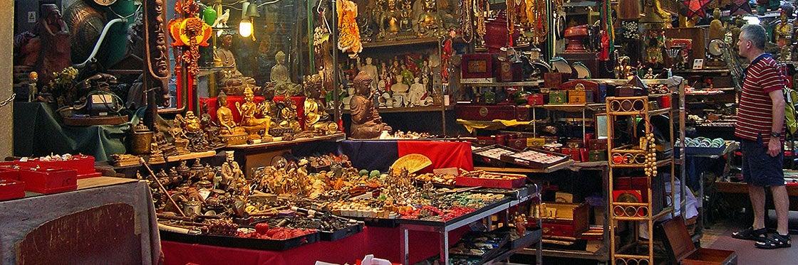 Mercato dell'Antiquariato