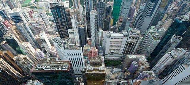 Paseo en helicóptero por Hong Kong