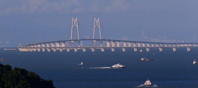 Hong Kong – Macau Bridge Day Trip