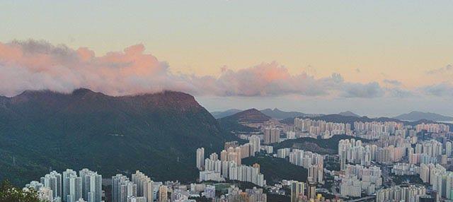 Tour por la isla de Hong Kong