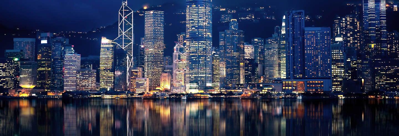 Tour nocturno por Hong Kong