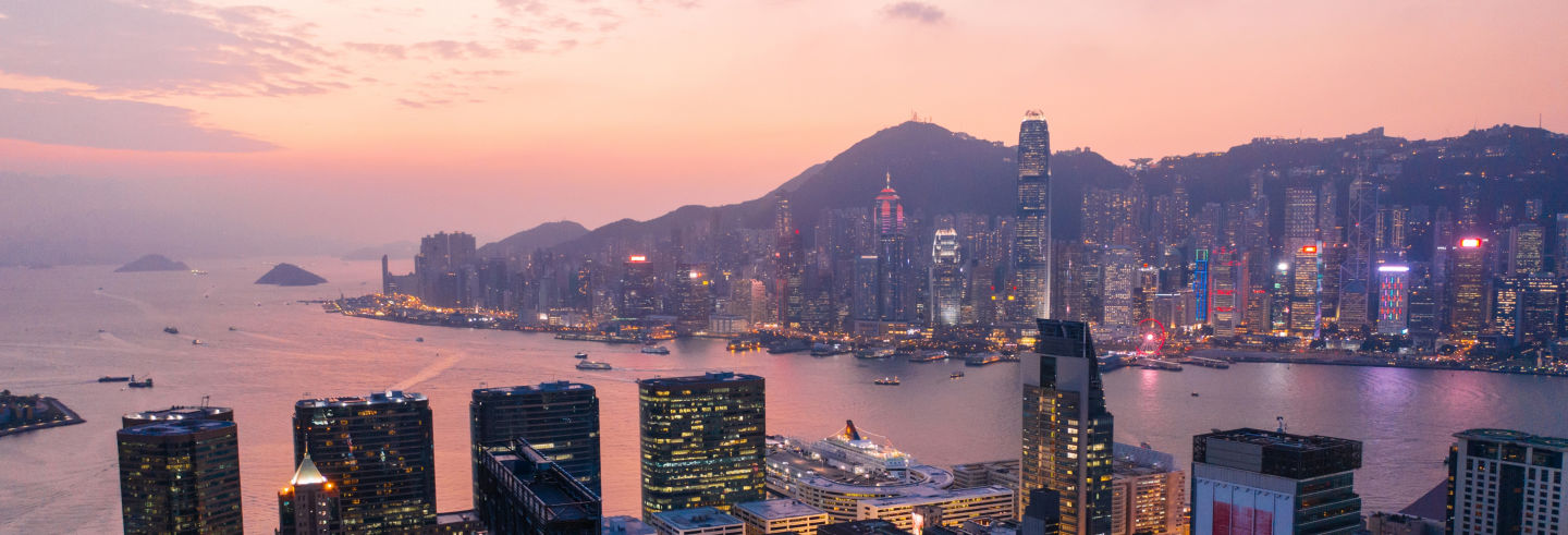Private Walking Tour of Hong Kong