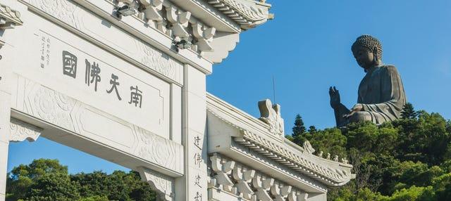 Oferta: Teleférico Ngong Ping 360 + Tour por Lantau