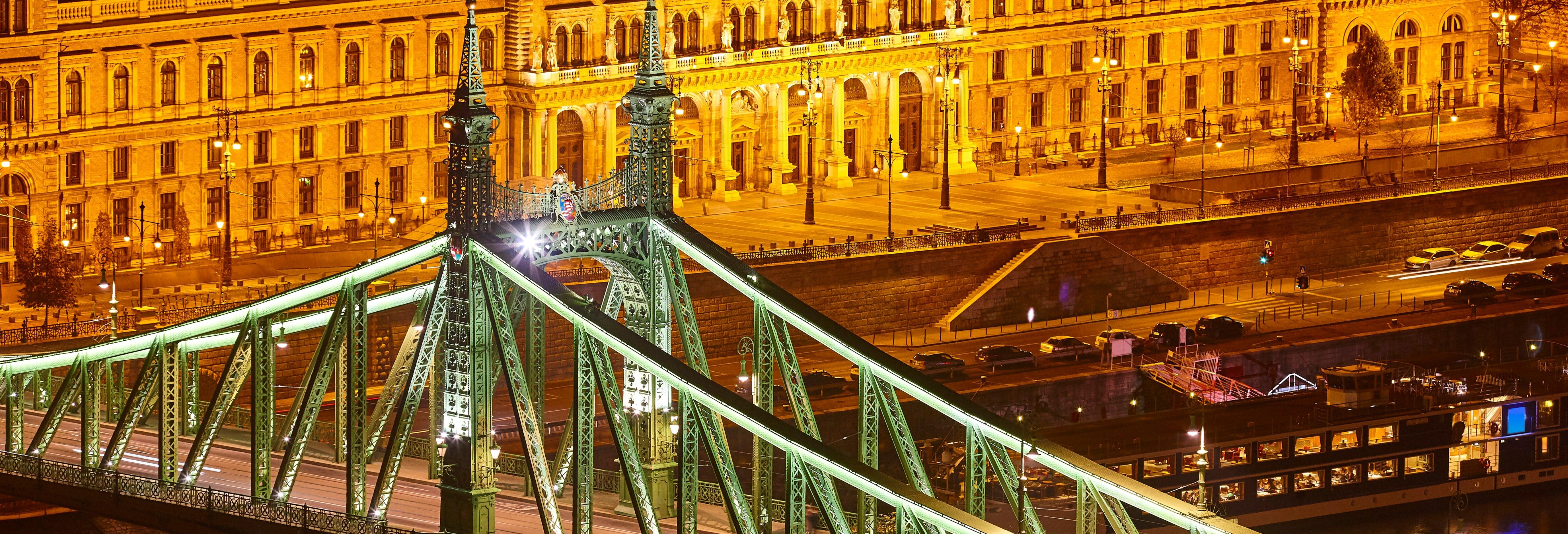 Concert de gala au palais du Danube