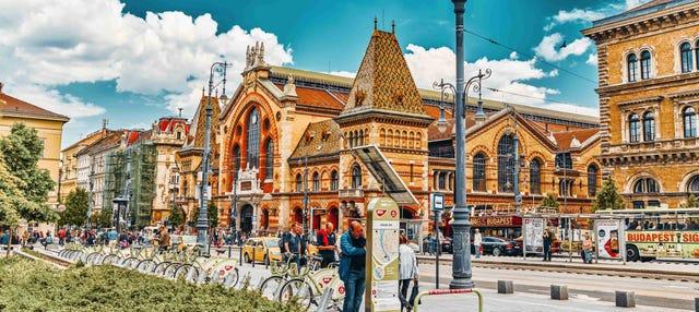 Free tour por el Budapest contemporáneo