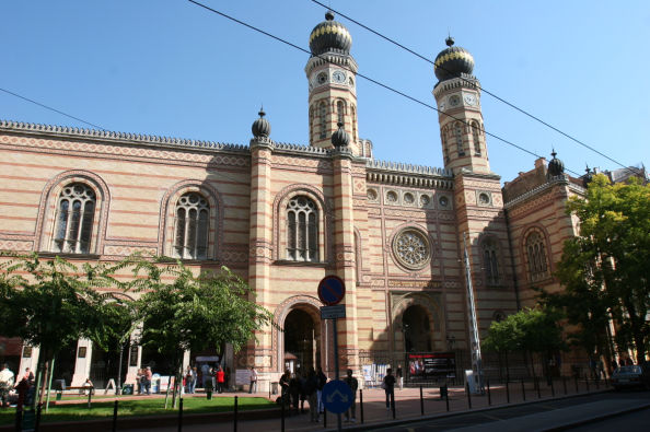 The Budapest Great Synagogue