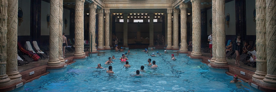 Gellert Thermal Bath