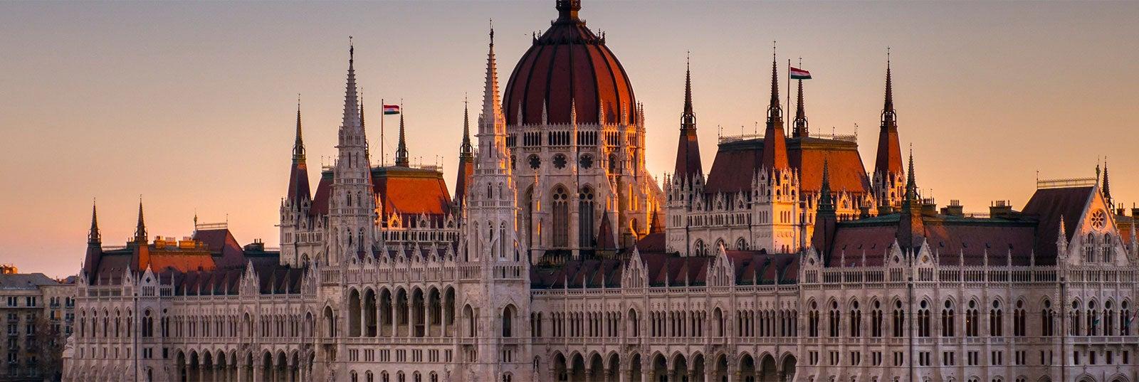 Guía turística de Budapest