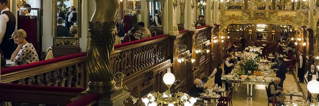 Cafés-pâtisseries de Budapest