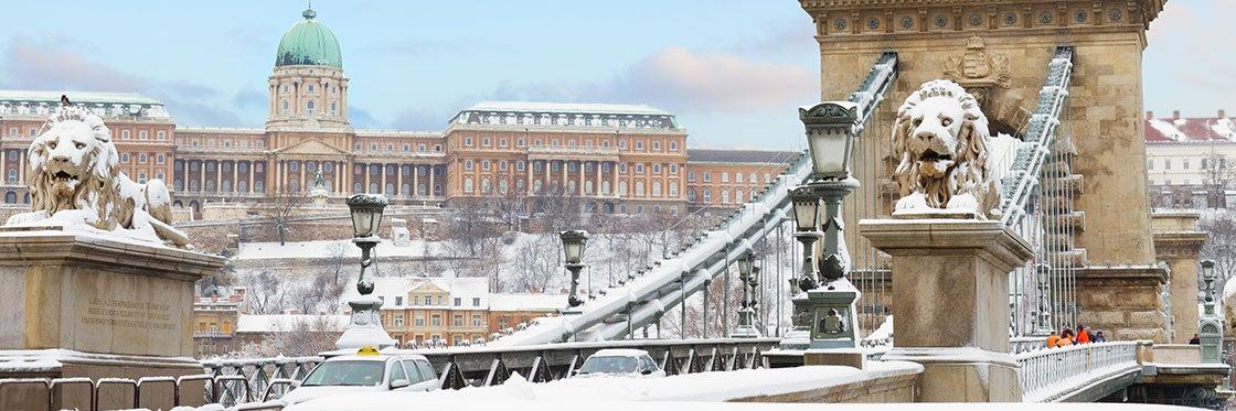 Il tempo a Budapest