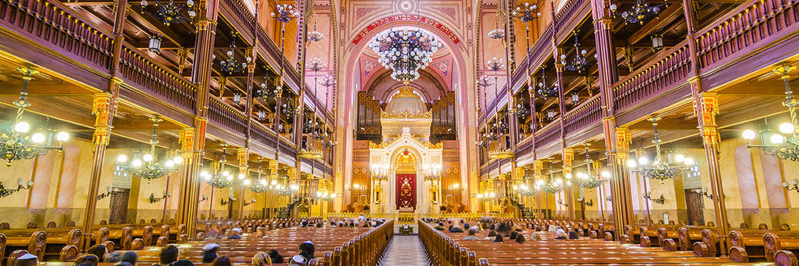 Great Synagogue in Budapest