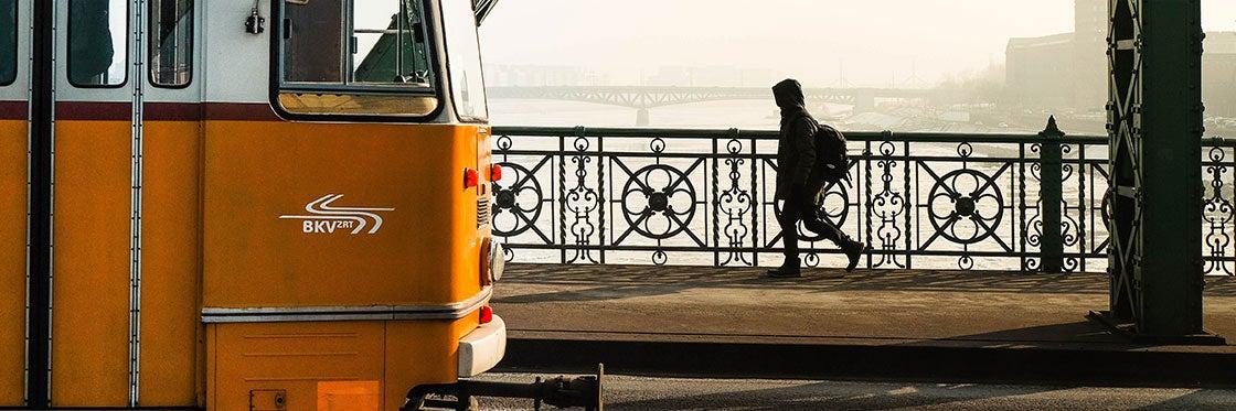 Transporte en Budapest