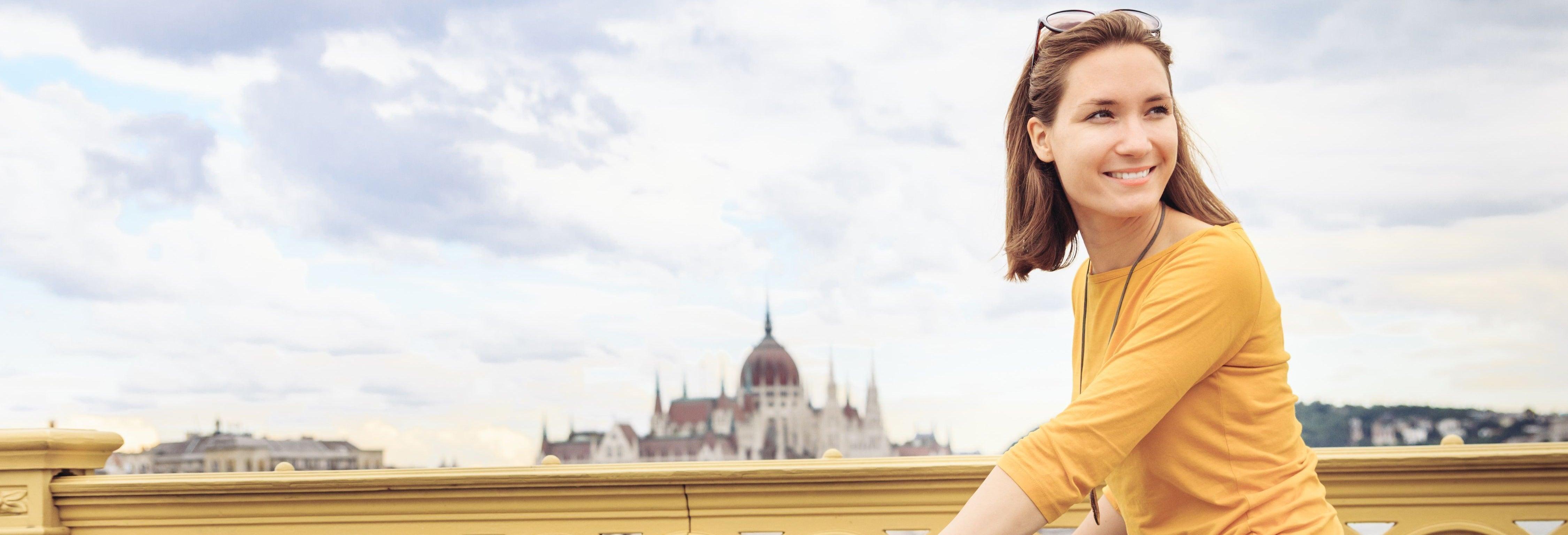 Tour di Budapest in bici