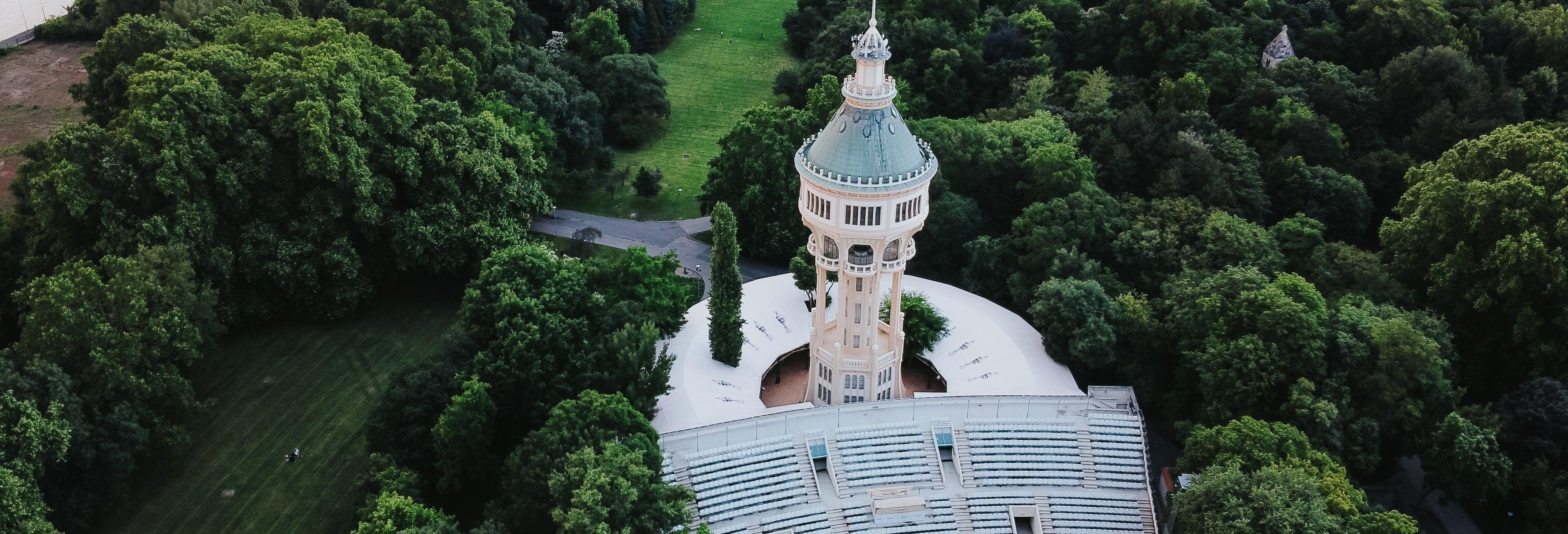 Tour de bicicleta pelas margens do Danúbio e Ilha Margarida