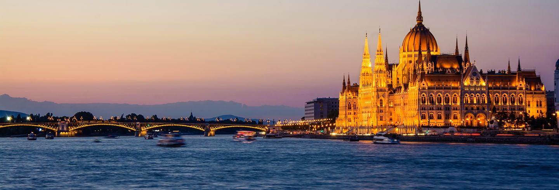 Tour nocturno por Budapest