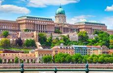 Free tour por el castillo de Buda