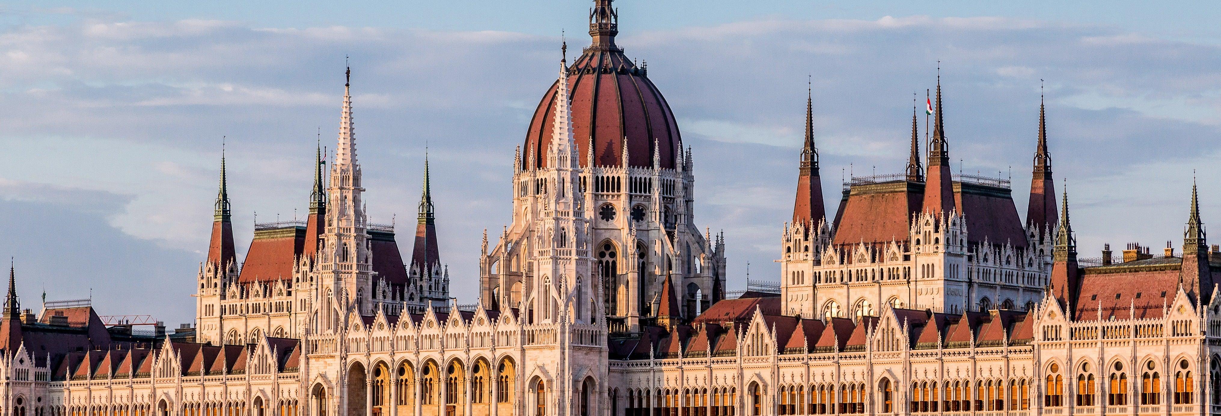 Visite guidée de Budapest + Parlement