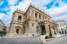 Visita guiada por la Ópera de Budapest