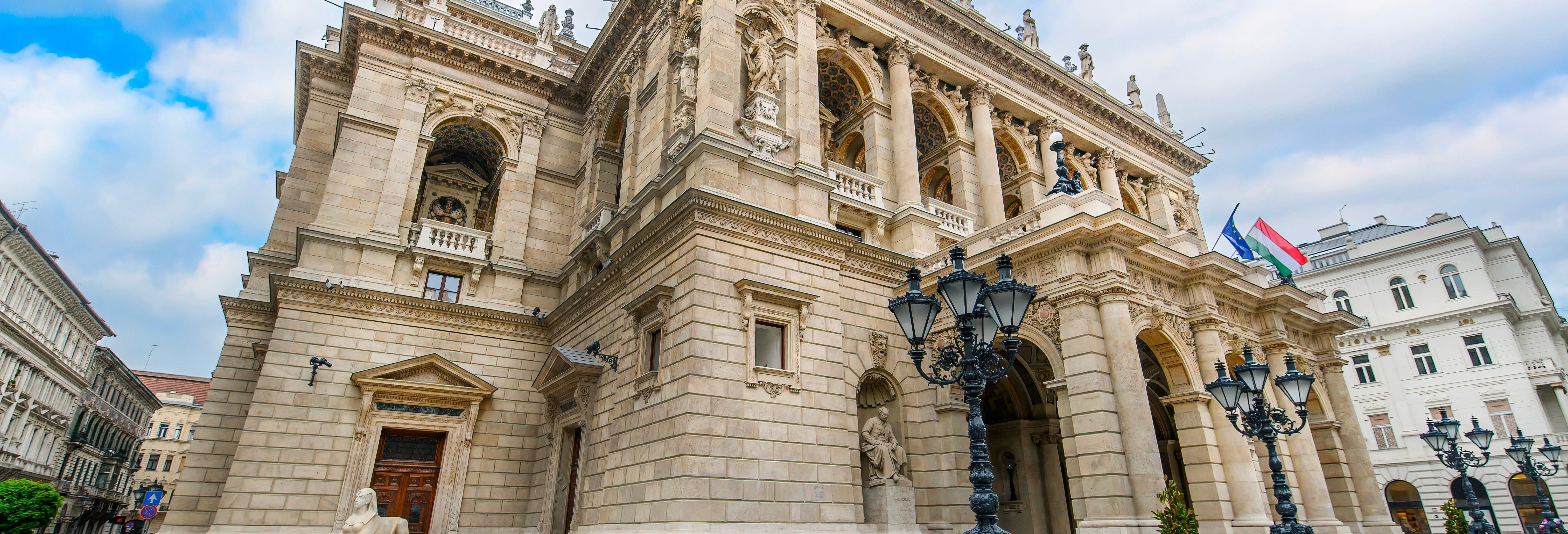 Visita guidata dell'Opera di Budapest