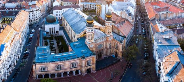Tour della Grande Sinagoga di Budapest
