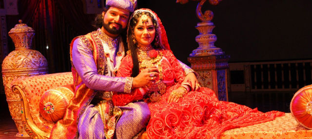 Espetáculo Mohabbat The Taj