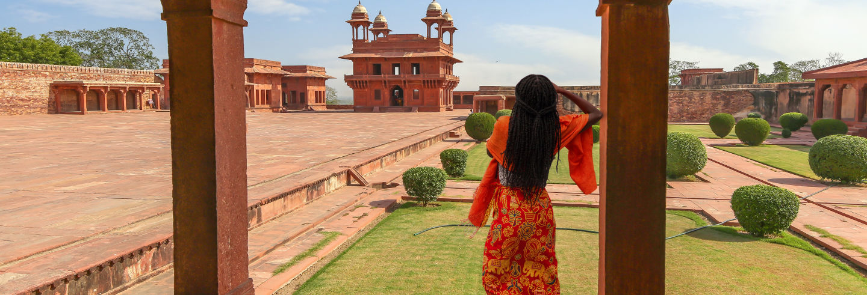 Excursión privada a Fatehpur Sikri y el Parque Keoladeo