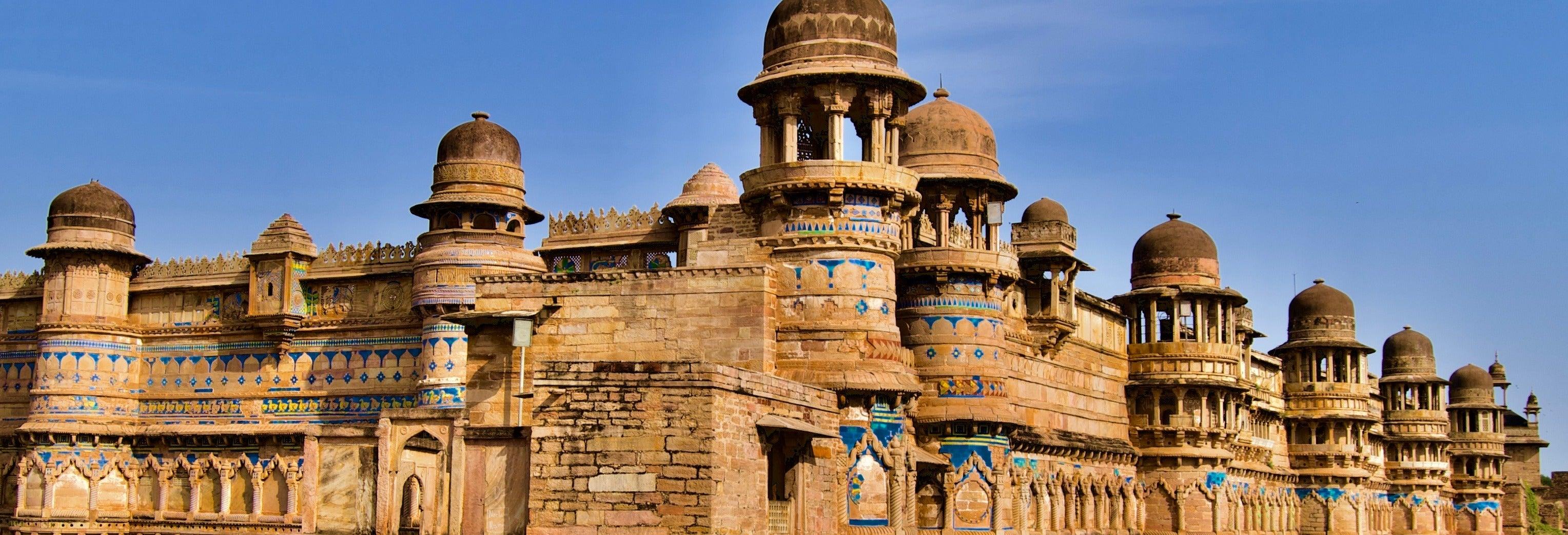 Excursión privada a Gwalior