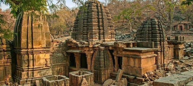 Excursão aos templos de Bateshwar