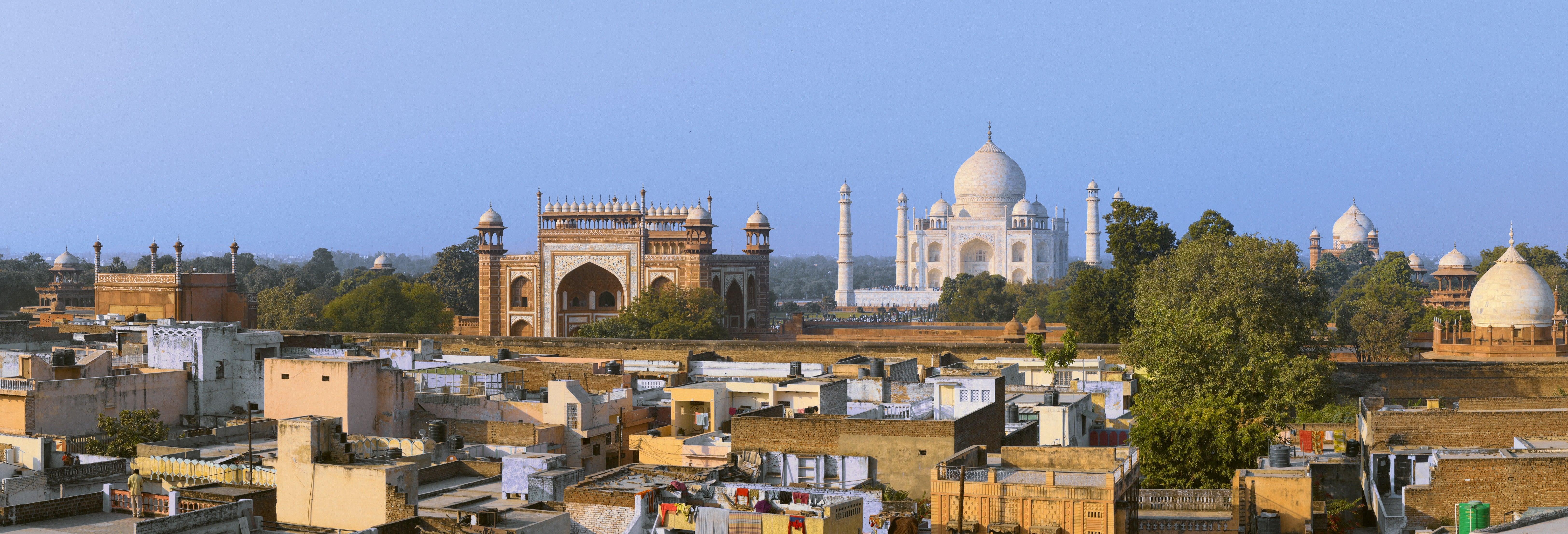 Free tour dans Agra