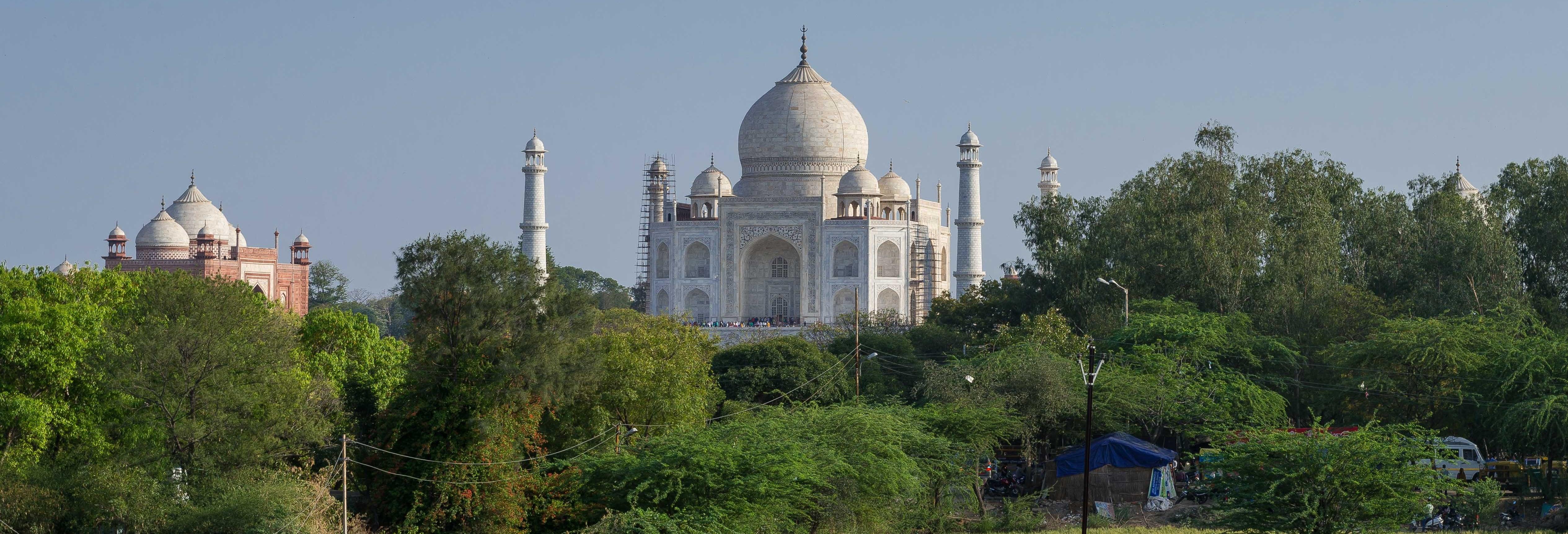 Visite privée d'Agra à vélo