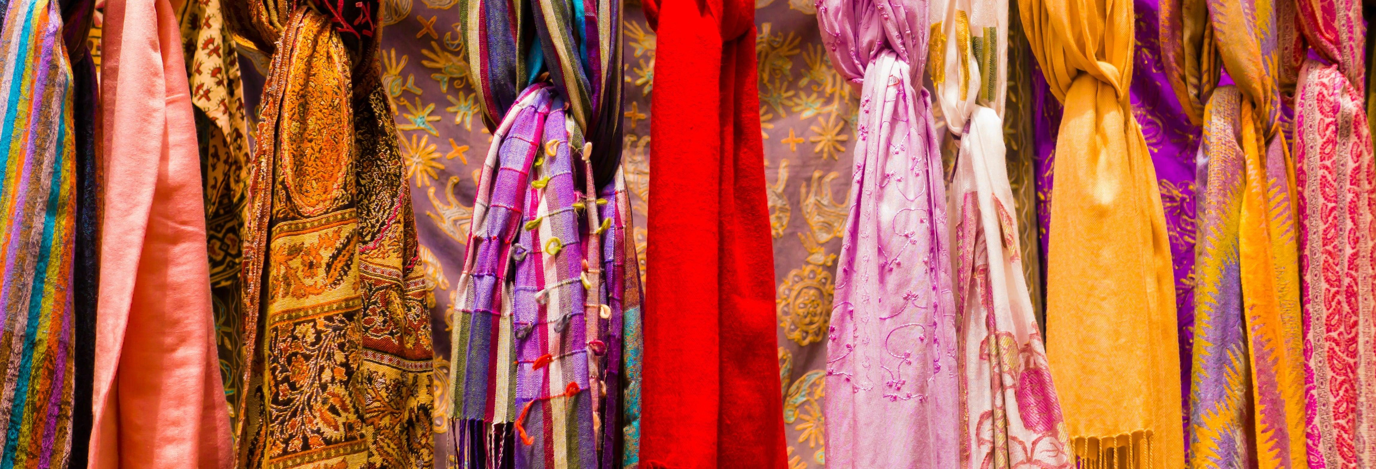 Tour privado pelos bazares de Agra