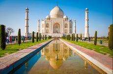 Tour por el Taj Mahal y el Fuerte de Agra