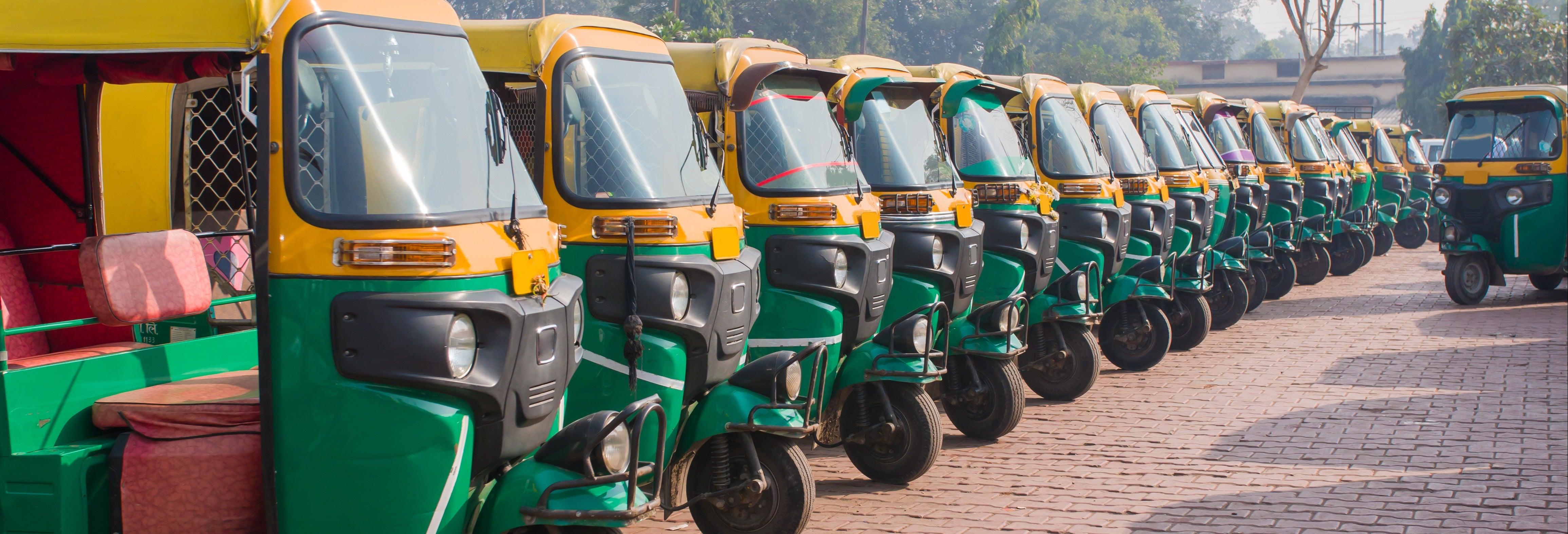 Tour di Agra in tuk tuk