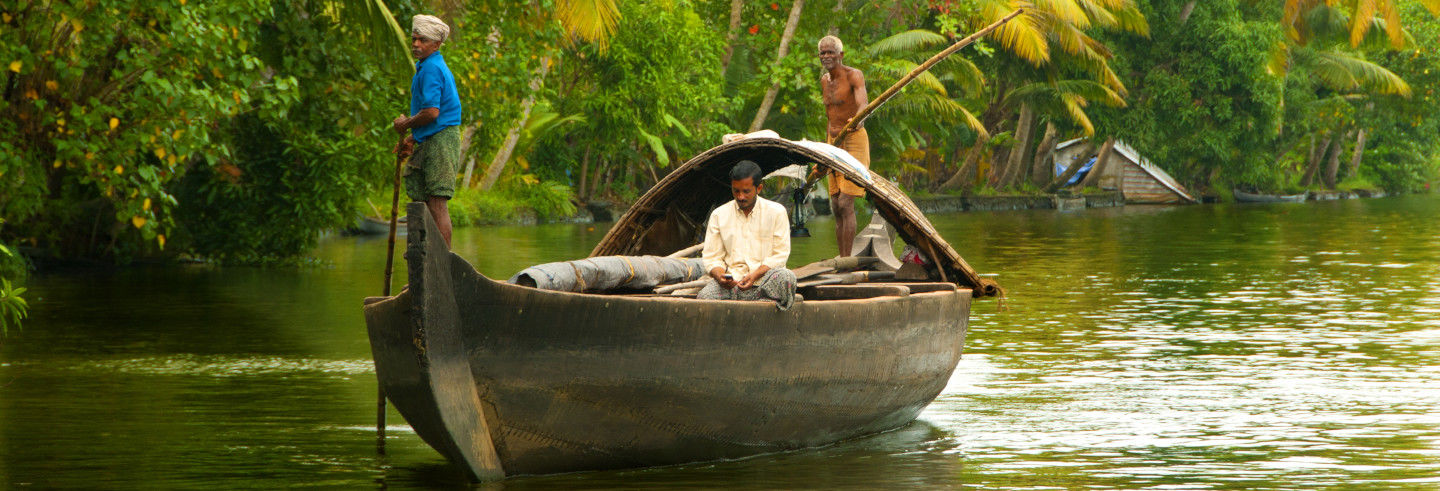 Alleppey Backwater Boat Tour