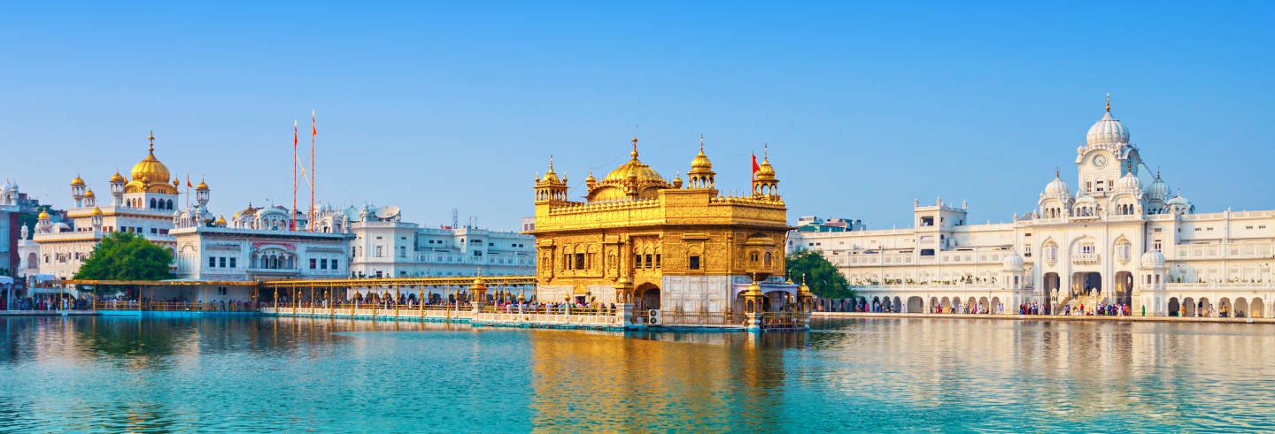 Amritsar City and Temples Walking Tour