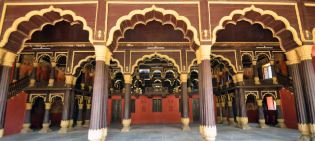 Tour de las leyendas de Bangalore