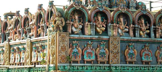 Tour por los templos de Bangalore