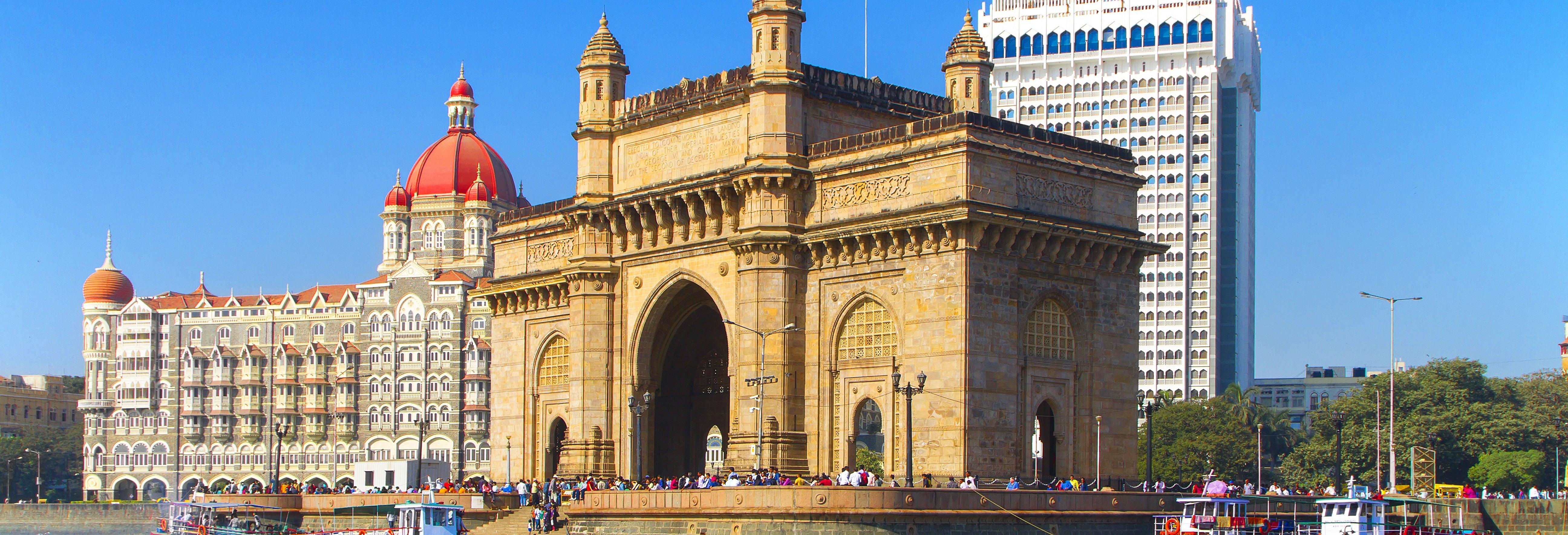 Free tour por Mumbai