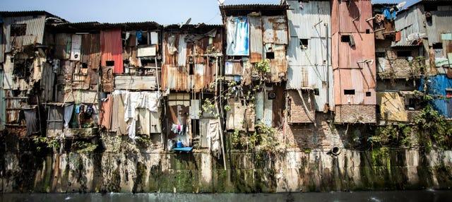 Tour pela favela de Dharavi